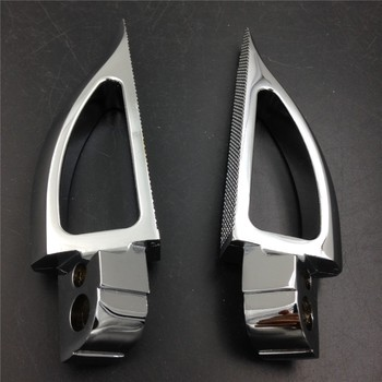 Aftermarket motorcycle parts Blade rear Foot Peg for 06-13 Suzuki GSXR 600/750/1000 08-13 GSX 1300R chrome