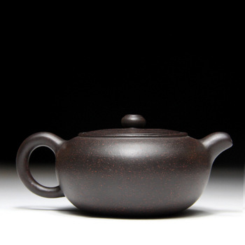 H1439 Han Jun pot about genuine 190cc Yixing Zisha teapots KINGBOX Zhu Ni ore special offer