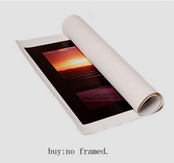 3 Piece Blue chrysanthemum Flowers Group Painting Canvas Print Wall Pictures for Room Decoration Living Room