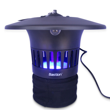 Agricultural Mosquito Trap Lamp 220V 15W Photocatalyst Inhalant Mosquito Killer UV Light Moth-killing Lamp UVA Pest Control